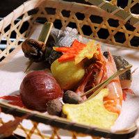 贅沢食材・鮑と季節の会席料理を愉しむ。調理方法が選べる〜鮑プラン〜