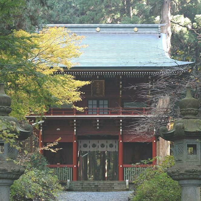 日本最強のパワースポット『御岩神社』参拝プラン(素泊まり)往復タクシー付き《往復2時間まで》
