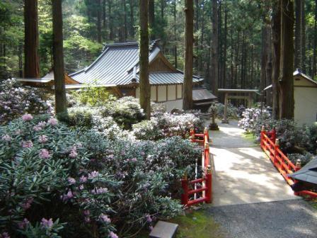 日本最強のパワースポット『御岩神社』参拝プラン【朝食付】