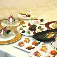 【北関東魅力プラン】シェフ特選!常陸牛といばらきの海鮮お造りを贅沢に堪能☆ディナープラン(2食付)