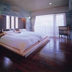 2階露天風呂付き和洋室【名月】