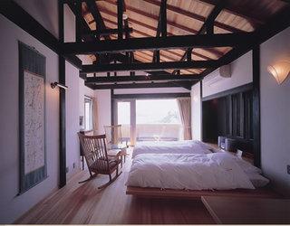 最上階露天風呂付客室