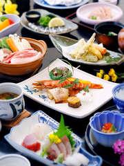 鹿児島味わいプラン 【個室】で松コース