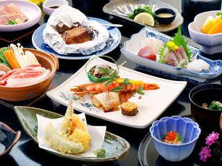 鹿児島の郷土料理を味わうスタンダードプラン 【個室食】で梅コース