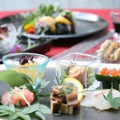 ≪十二月〜三月≫ 西播磨の冬食材を創作和食で堪能♪(綾部御膳) 二食付