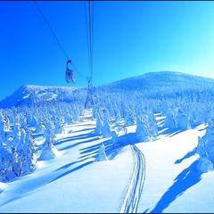 【スキーヤー応援プラン】お得にウインタースポーツを満喫♪米の娘豚しゃぶしゃぶ膳+特典