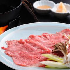 【お肉増量】肉食系はコレで決まり★ブランド和牛が通常の2倍!満腹満足・米沢牛しゃぶしゃぶプラン
