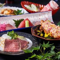 【春夏旅セール】【贅沢!よくばりミックスグルメプラン】お肉と海鮮両方食べたい方にオススメ♪