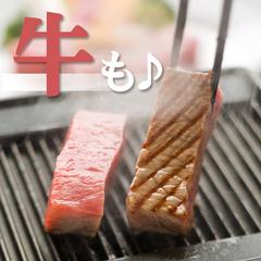 """【""""和牛ステーキ付""""カニ3杯フルコース】やっぱりお肉も食べたい!〜冬限定!山海の美味、魅惑のコラボ〜"""
