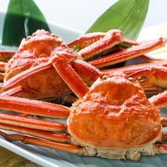 【かに食べ納め◆カニカニコース】★ふたりで4,000円OFF★たっぷり蟹を3杯!定番メニューが集合♪