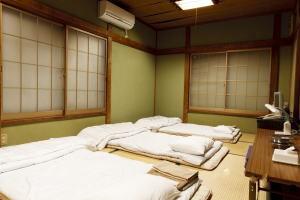 和室大部屋6〜9畳・共同トイレ、浴場使用