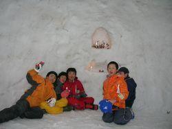 【ファミリー・添い寝無料】冬の越後魚沼満喫&スキー・雪遊びファミリープラン♪(夕食は個室でゆっくり)