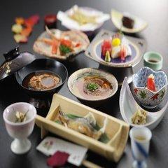 ☆★フォアグラ茶碗蒸しフカひれ餡かけ★☆満喫プラン〜お米は自家製コシヒカリ〜