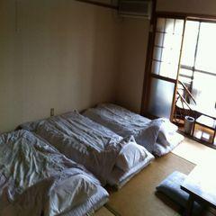 和室36畳◆素泊まりプラン◆♪バス・トイレ共同♪