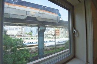 鉄道ファン必見!トレインビュープラン【山手線・京浜東北線・東海道新幹線・東京モノレールなどが見える】