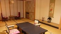 和室10畳【バス・ウォッシュトイレ付】