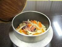 【平日限定】ヒラメの薄造りとタコ釜飯プラン!