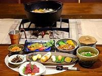 【馬刺し3種食べ比べ付】お箸で頂く和食中心の郷土料理 風来坊の馬刺しプラン