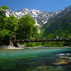 【連泊プラン】2泊の宿泊で料金お得に♪奥飛騨と古い町並み観光&温泉巡りを楽しもう♪