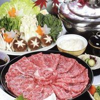 【大特上】松阪牛しゃぶしゃぶ☆『肉の芸術品』の異名は伊達じゃない?!口甘味と旨味が口いっぱいに!