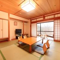 ■【禁煙】静かな雰囲気の和室【10畳タイプ】