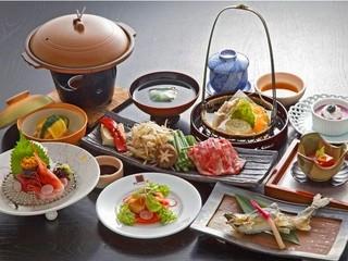 ■会席膳さざなみ堪能♪〜旬の味わいをご堪能ください〜