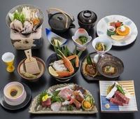 【楽天スーパーSALE】20%OFF 料理長のこだわりを贅沢に感じる~待ち月膳~(2食付)