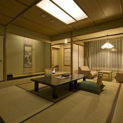 和室12.5畳<バス・トイレ付>
