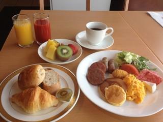 【さき楽45】早期予約でお得な価格!朝食付プラン♪<エグゼクティブフロア特典付>