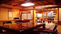 ◆露天風呂付客室◆(本間6畳〜10畳+踏込2畳)