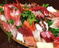 お刺身グレードアップで大満足!【旬の味覚 舟盛り】料理自慢プラン