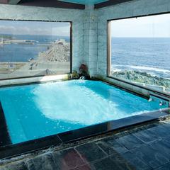 夕陽を眺めながらひとっ風呂新鮮な海の幸を堪能する1泊2食付プラン