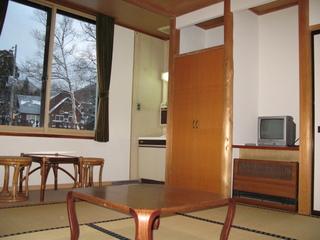 スタンダードタイプ和室(6〜10畳)1泊2食付き