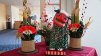 【年末年始★12月31日〜1月2日】<お正月特別朝食ビュッフェ付>淡路島で過ごすお正月 1泊朝食付
