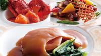 【春夏旅SALE】【フカヒレの姿煮付中国料理オーダーバイキング】特別一品料理で満喫<ランクアップ>