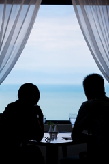 ★期間限定プラン 【エーゲ海ブレックファースト】真っ青な海と空を眺めながら素敵な朝食を♪朝食付