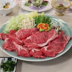 【産地直送】貴重な霜降り肉を味わおう♪厳選こだわり『生』仕入れ【蔵王牛】しゃぶしゃぶプラン