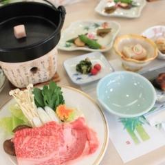 ≪量より質派≫【産地直送】牛肉料理の定番!貴重★蔵王牛≪小鍋≫すき焼きプラン