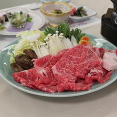 【産地直送】牛肉料理の定番!貴重★厳選!こだわりの『生』仕入れ!【蔵王牛】すき焼きプラン