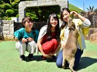 【シャボテン公園】入場券付1泊2食バイキングプラン!