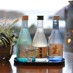 【楽天スーパーSALE】10%OFF!地酒三種を呑み比べ★山海の恵みをご堪能『とことん能登づくし』