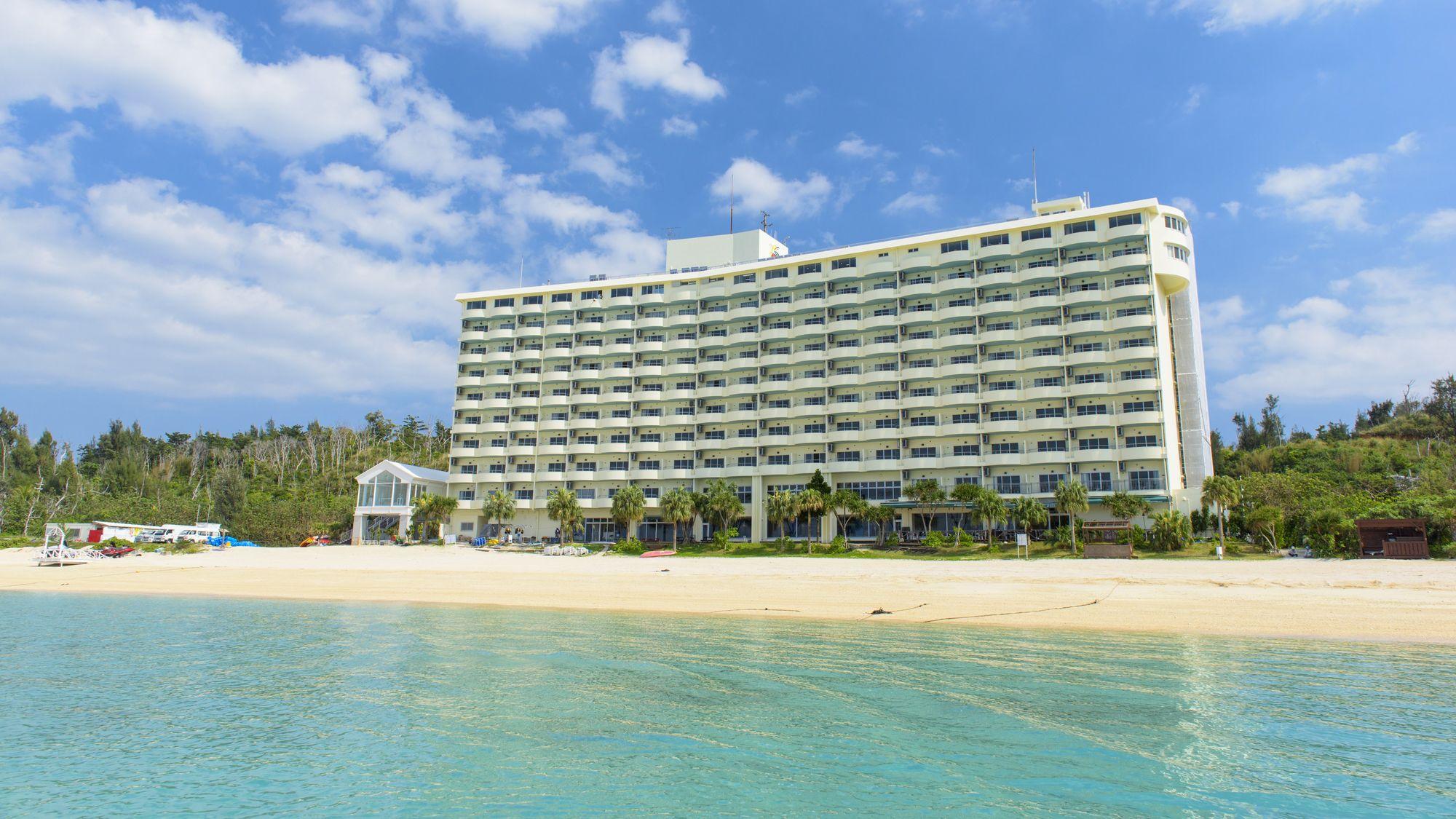 【沖縄セレクション】オーシャンビューのホテルでリゾート満喫♪(食事なし)