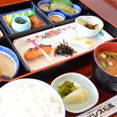 【朝食付き】澄んだ空気に深呼吸!御飯がすすむ朝ごはん