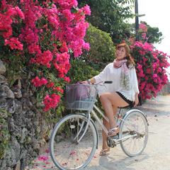 竹富島のんびりサイクリング