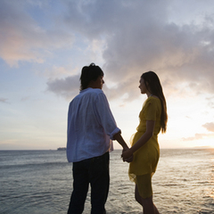 【Honeymoon Plan】暖かな南の島でゆったり過ごすハネムーン♪選べるエステ付♪