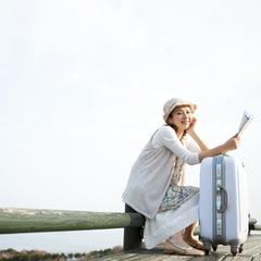 【女子的】気ままなおひとり様旅行  【恋の島沖縄】