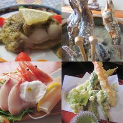 【50歳以上の方限定☆嬉しい特典付き】お料理は旬の野菜と新潟県産ポークをちょうどよく味える♪