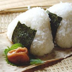 △▲トレッキングに便利♪三川産コシヒカリ100%のおにぎり弁当付き△▲【24時間入浴OK!】