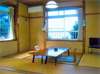 民宿 橋本荘 定番の1泊2食付プラン【和室12畳】