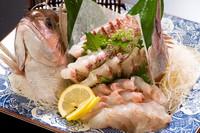 【期間限定セール】地元港・朝採れ鮮魚や地野菜などハイクオリティーな地産地消の手作りディナービュッフェ